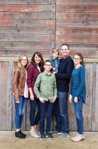 Slater Family | Fall 2017
